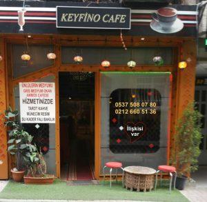 Bakırköy en iyi fal kafe