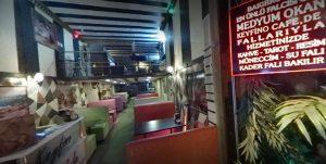 Bakırköyde en iyi fal cafe