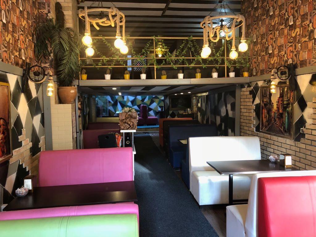 Keyfino fal Cafe